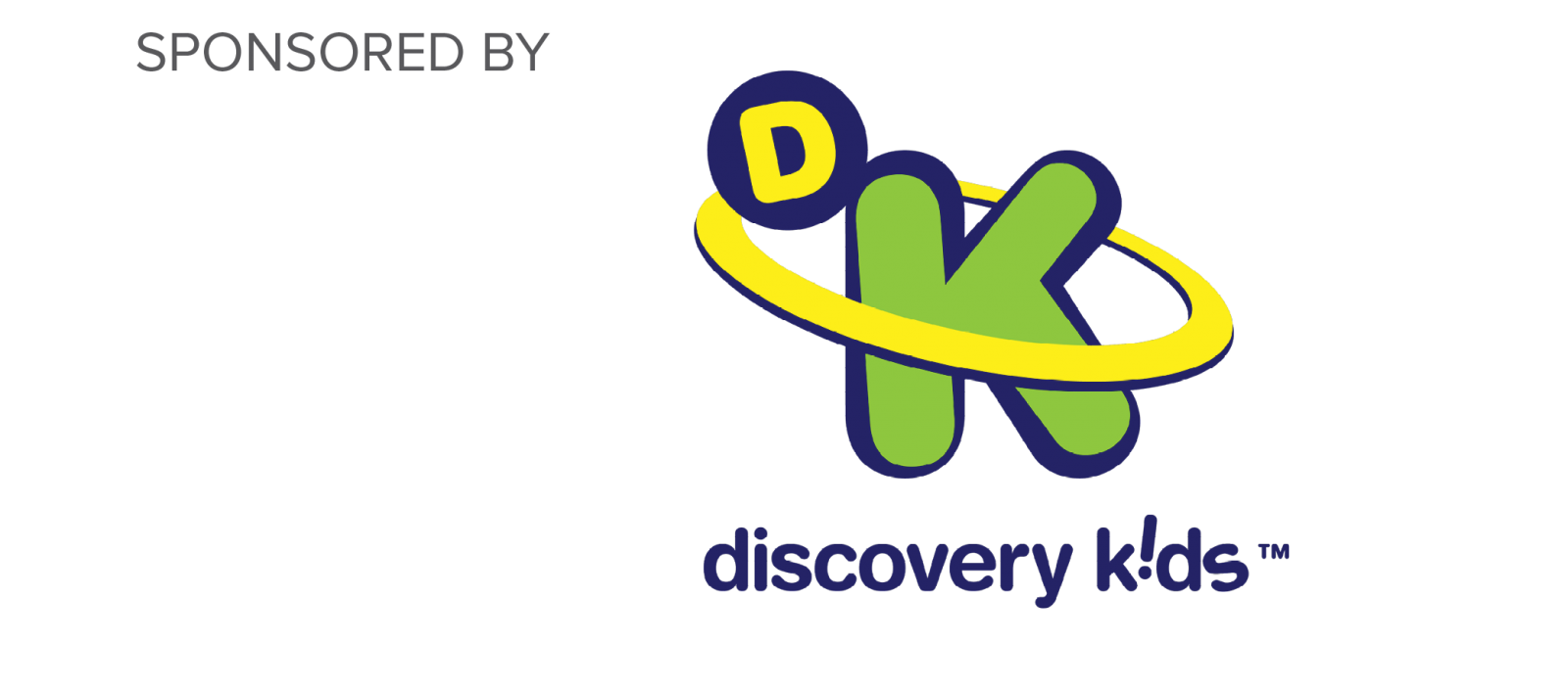 Sponsored by Discovery Kids