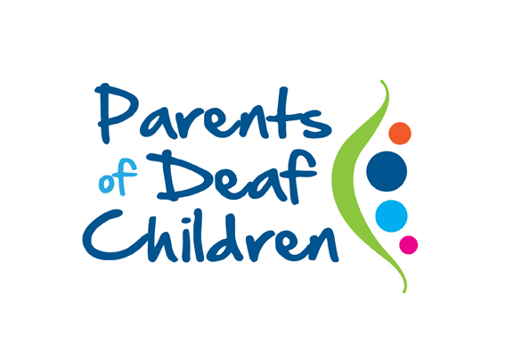 Parents of Deaf Children logo