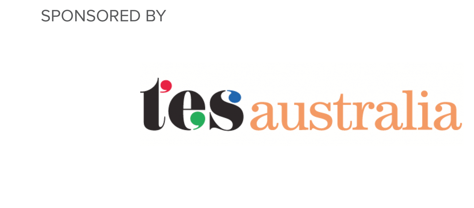 Sponsored by TES Australia