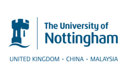 The University of Nottingham, United Kingdom, China, Malaysia logo